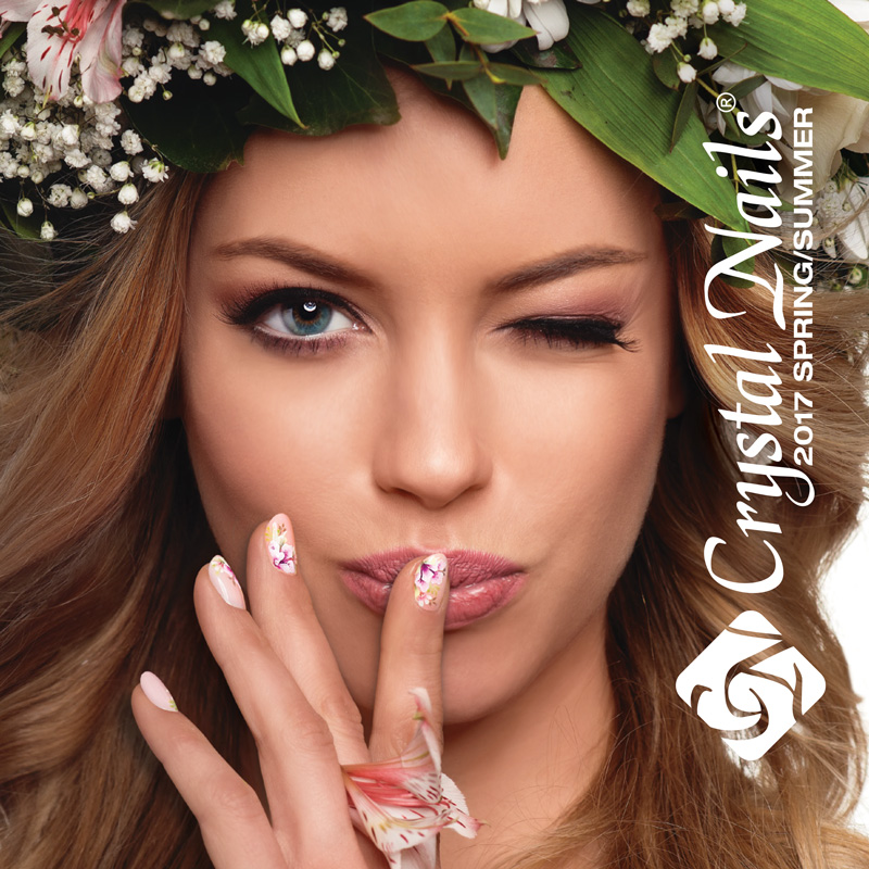 Crystal Nails Catalog 2017 Spring/Summer