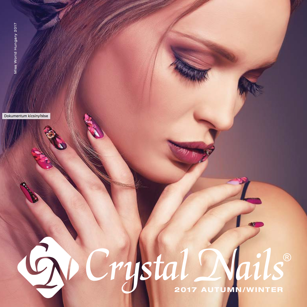 Crystal Nails Catalog 2017 Fall/Winter