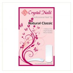 Natural Classic tip box 100 pieces, 1-10