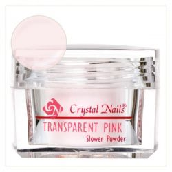 Transparent Pink Slower powder