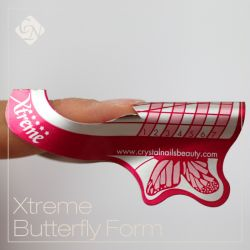 Xtreme butterfly form