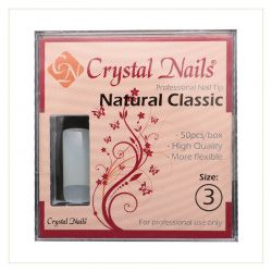 Natural Classic tip refill 50 pieces, size 3