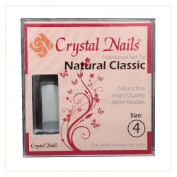 Natural Classic tip refill 50 pieces, size 4