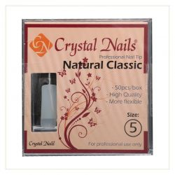 Natural Classic tip refill 50 pieces, size 5