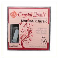Natural Classic tip refill 50 pieces, size 9