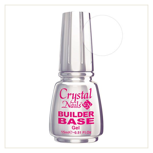 Crystal Nails Builder Base gel (15ml)